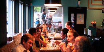Restaurant Dating scene